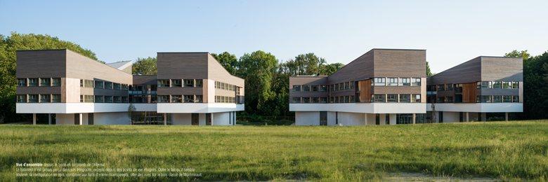 Internat de 240 Chambres au Lycée Alexandre Denis