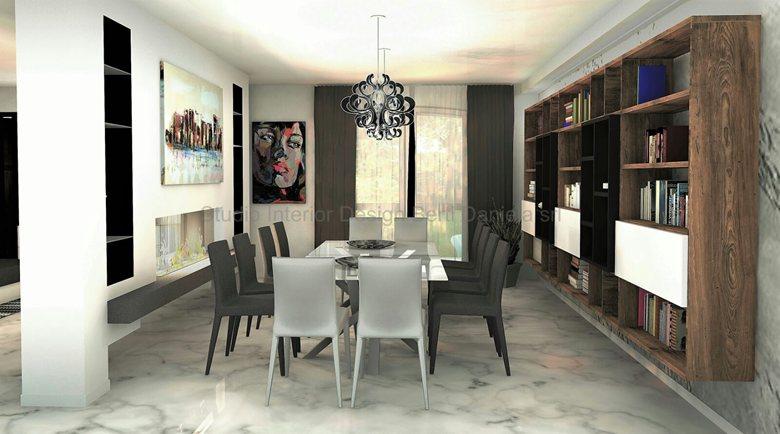 Progettazione Soggiorni, Biocamini e Cartongesso | Studio Interior ...
