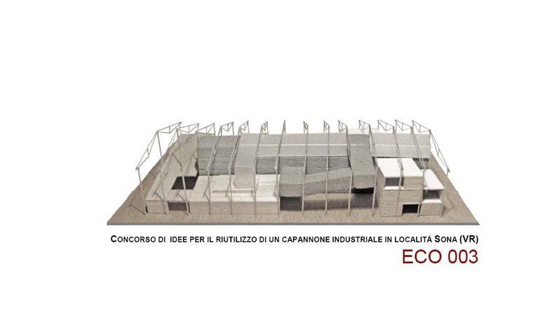 ECO 003 - Riutilizzo del capannone industriale Berolini