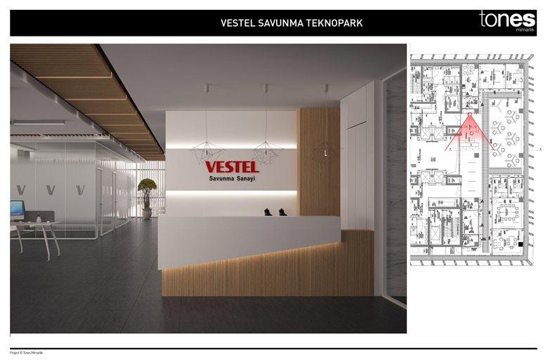 Vestel Teknopark Ofis