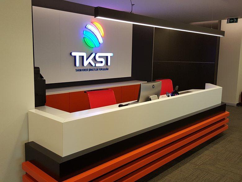 TKŞT headquarter İstanbul Maslak