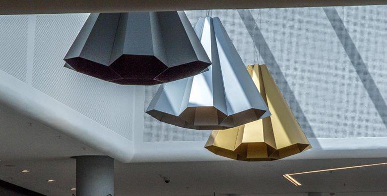 Lighting Design- Fashion Mall Belgrade -Studio Ariel Zuckerman