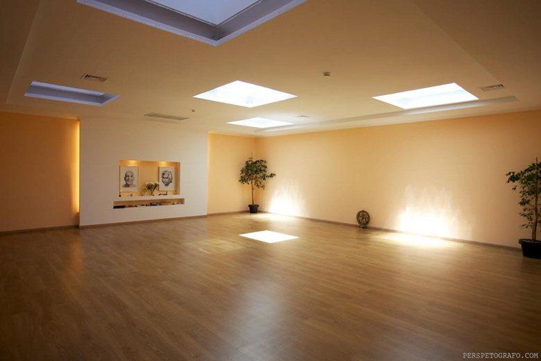 Yoga Center , Interior Design Project , Picture gallery
