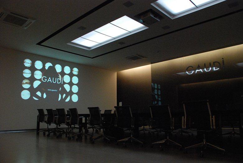 Gaudì Trade Spa - Sala Meeting