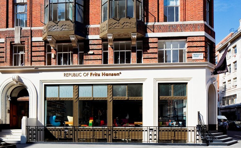 Republic of Fritz Hansen Store