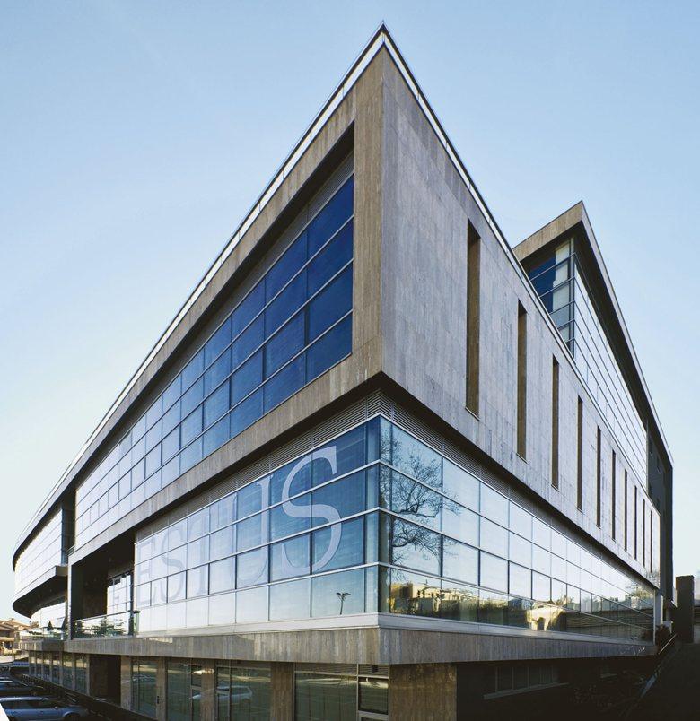 Commercial Headquarters, Fiorina, Republic of San Marino
