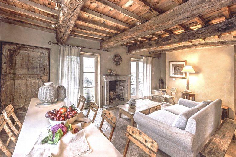Ristrutturazione di un casale in Toscana: Poggiodoro