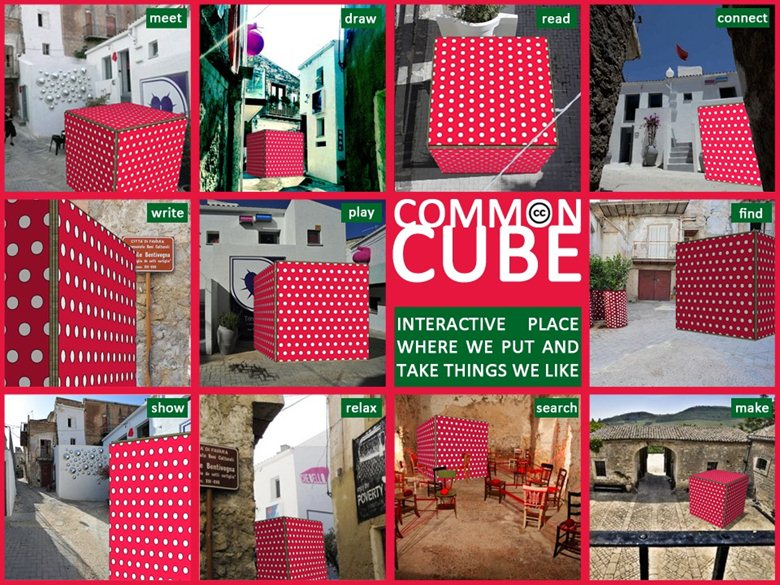[CC] COMMON CUBE