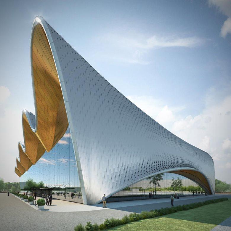 Olympic Hub - Centro Ginnastica Ritmica Luzhniki