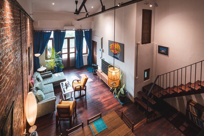 Bo Aung Kyaw Apartment (A)