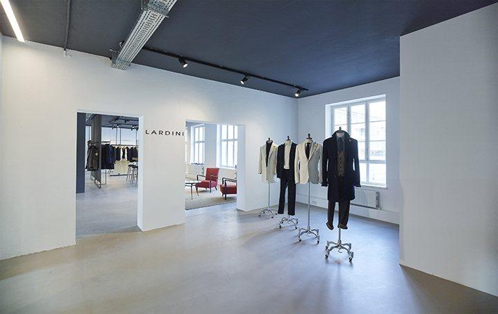 Lardini Showroom in Munich (Germany)