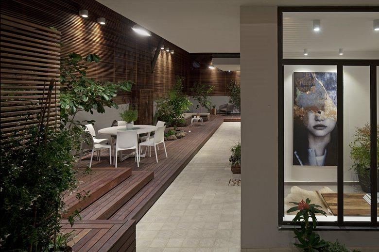 Urban Garden Apartment   Shenkin, Tel Aviv, Israel