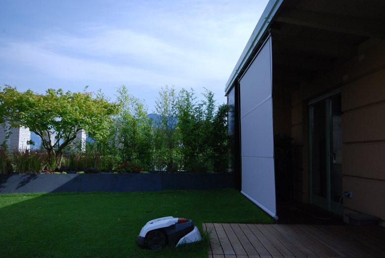 Tende outdoor Casa privata Trento
