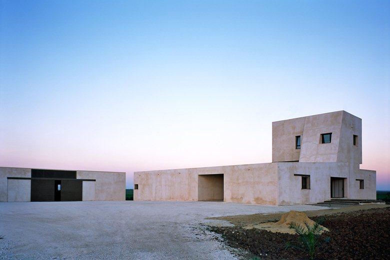 Casa Cortijo. Andalus Farmhouse