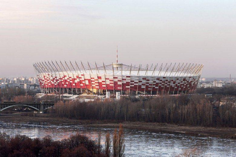Narodowy National Stadium Warsaw