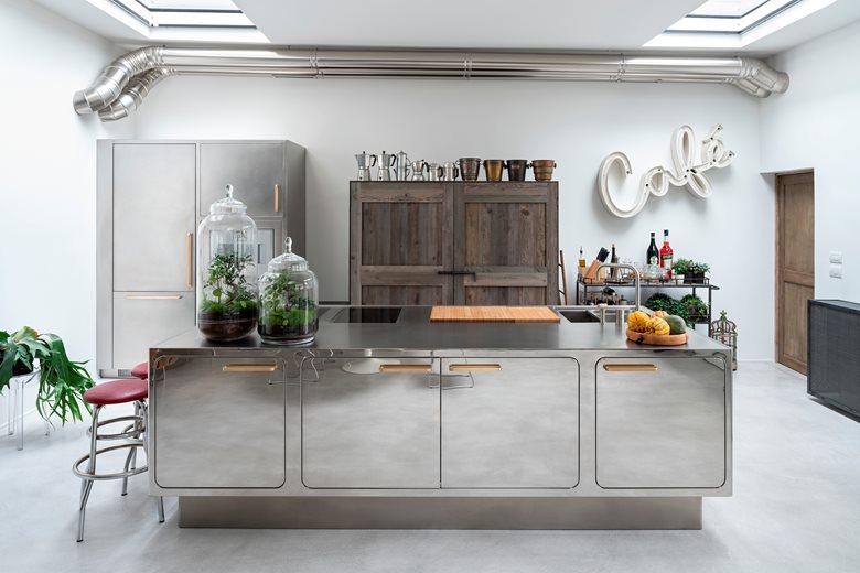 Abimis Cucine Professionali In Acciaio Inox Archiproducts