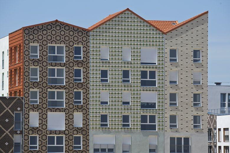 360 housing units in Pontoise