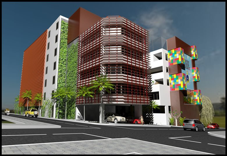 Redevelopment of Crown Prince Academy, Accra