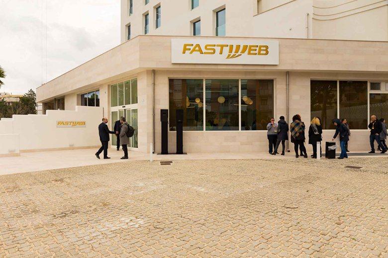 Fastweb Bari