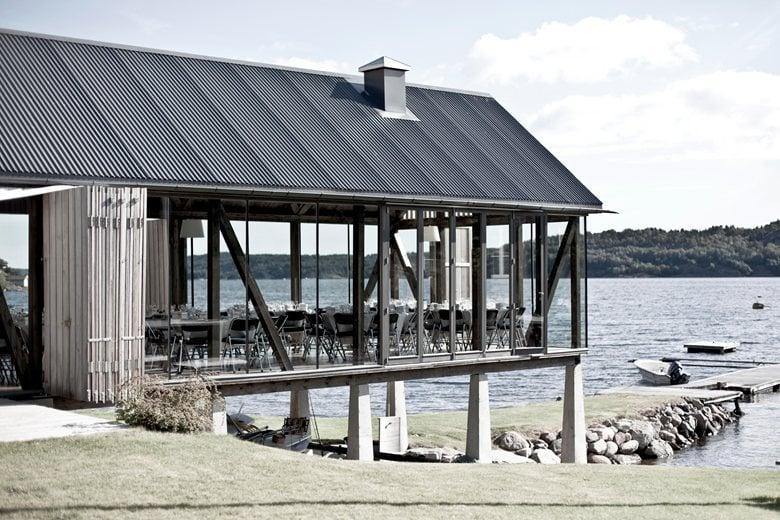 Pavilion in Sandefjord