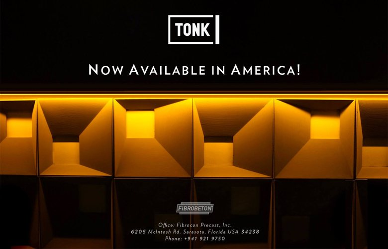 TONK CONCRETE CUTS ARE NOW AVAILABLE IN AMERICA!