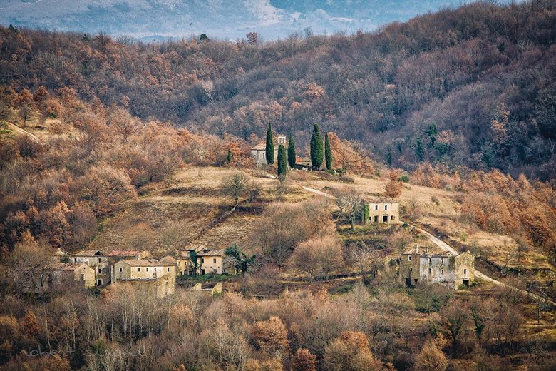 Stone village revitalisation