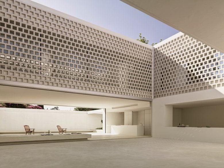 House over a garden - Los Limoneros