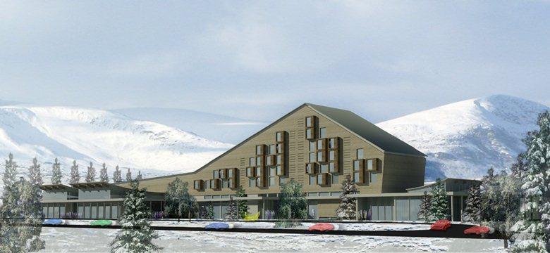 s.p.a.-hotel e casino' a tzakhcadzor, armenia