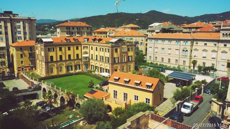 Ristrutturazione ex Collegio della Missione San Vincenzo dè Paoli, Via Ponzone, 4 - Savona