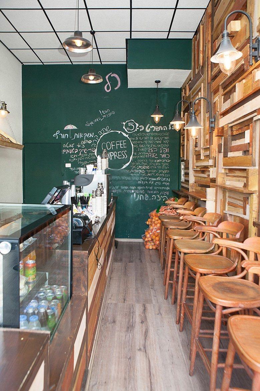 Coffee Shop Design By Dana Shaked Dana Shaked