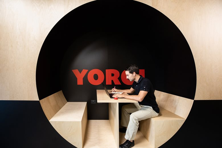 cybernetica - nuova sede yoroi