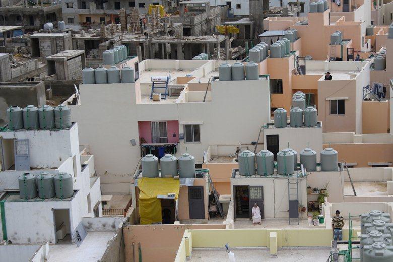 Reconstruction of Nahr el-Bared Refugee Camp