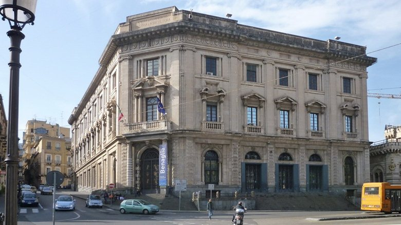 Ex Palazzo della Borsa di Catania
