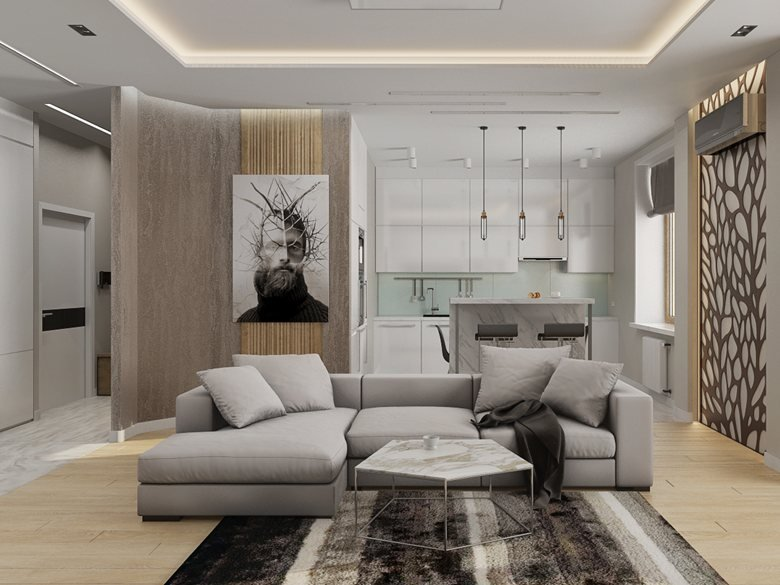 Apartment for young man