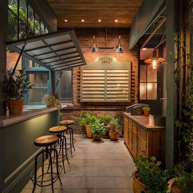 The Potting Shed | Acme & Co