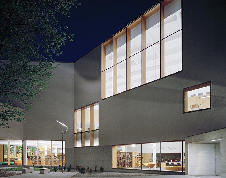 Biblioteca urbana di Turku