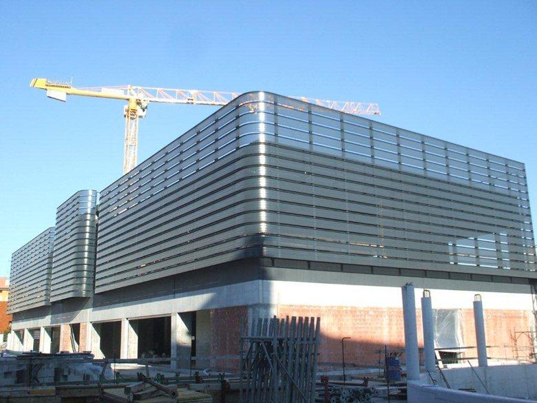 Centro commerciale coop Viale Bassi Udine