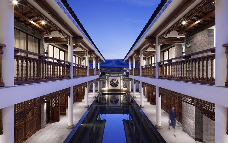Change Vacation Hotel in Dali Ancient City
