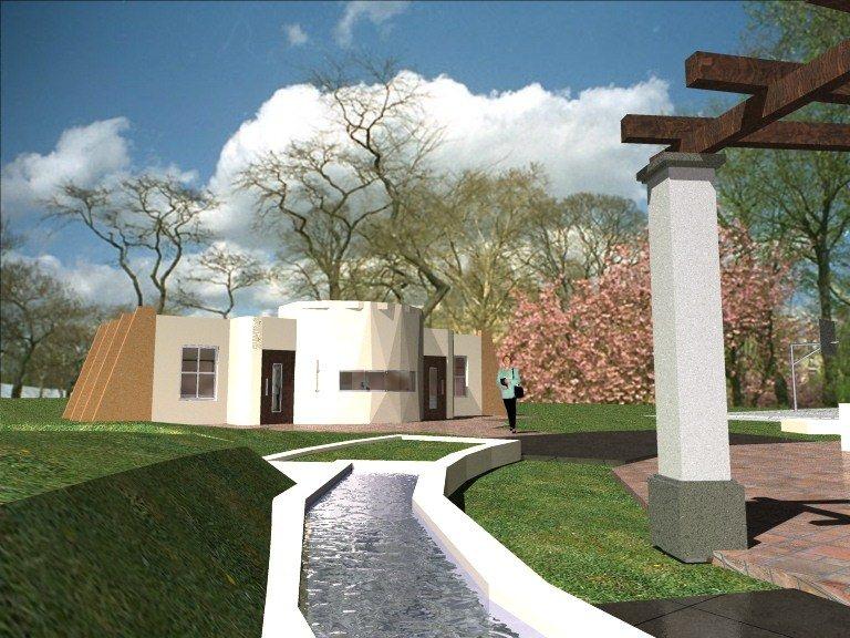 New village center