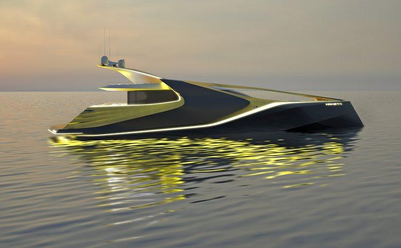 Yacht X-Sym 125