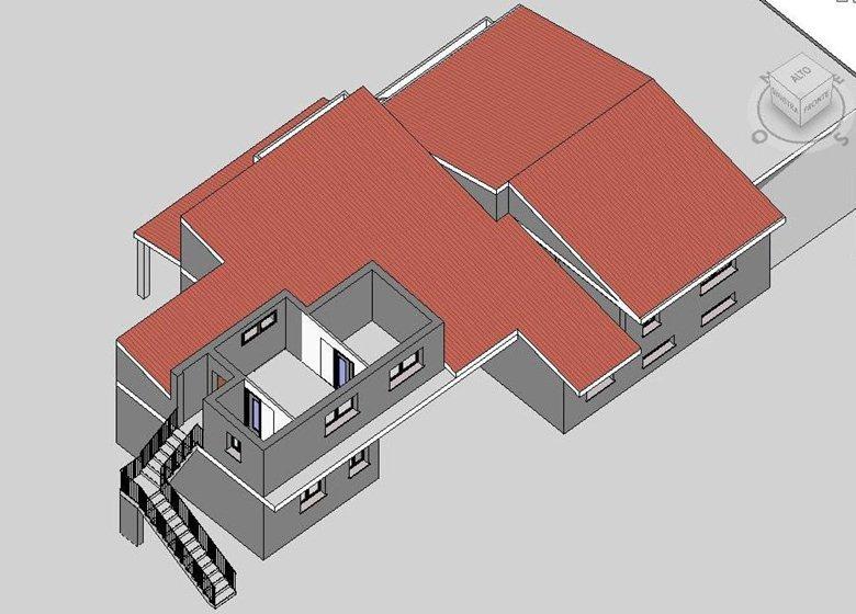 Progettazione Ampliamento Casa Indipendente