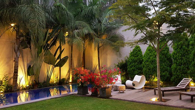 San Isidro: Un jardín contemporáneo, 8 meses de ejecución
