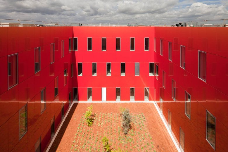 Hospital Jossigny Marne-la-Vallée