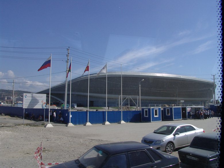 Olympic Village for winter sports, Sochi 2014