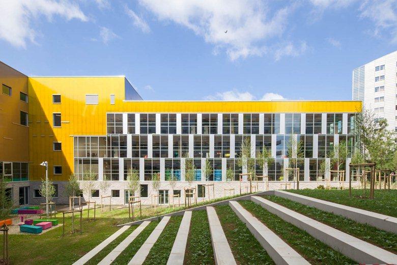 Université Paris-Sorbonne, Clignancourt Centre