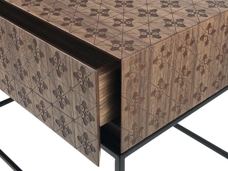 Comodino -  Collezione Tiles