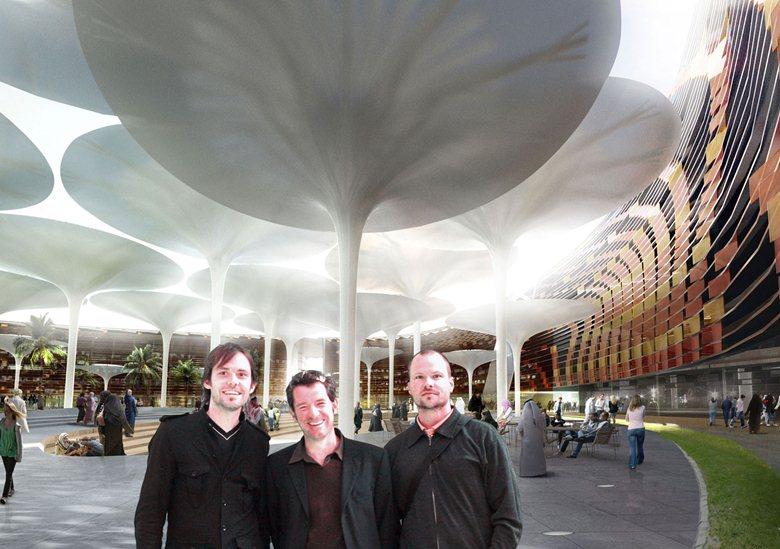Masdar Eco City Center
