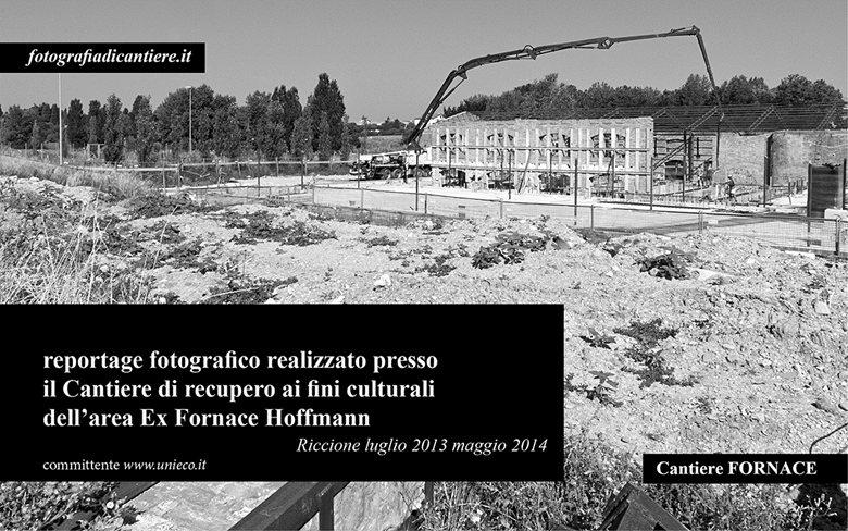 Cantiere di recupero ai fini culturali dell'area Ex Fornace Hoffmann
