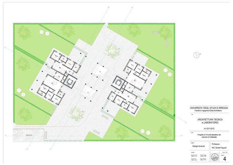 Corso di Architettura Tecnica