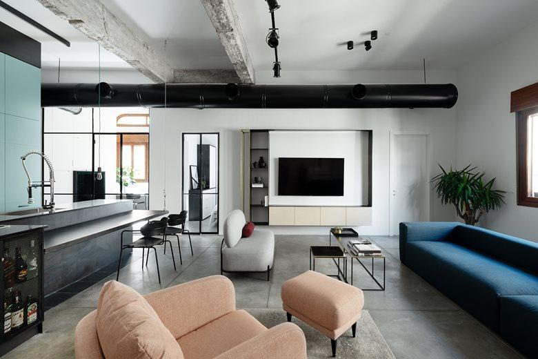 Ax3 - Family Apartment Design